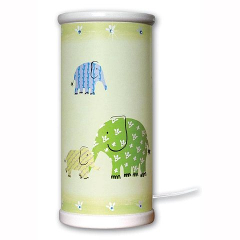 Designers Guild tafellamp olifant groen