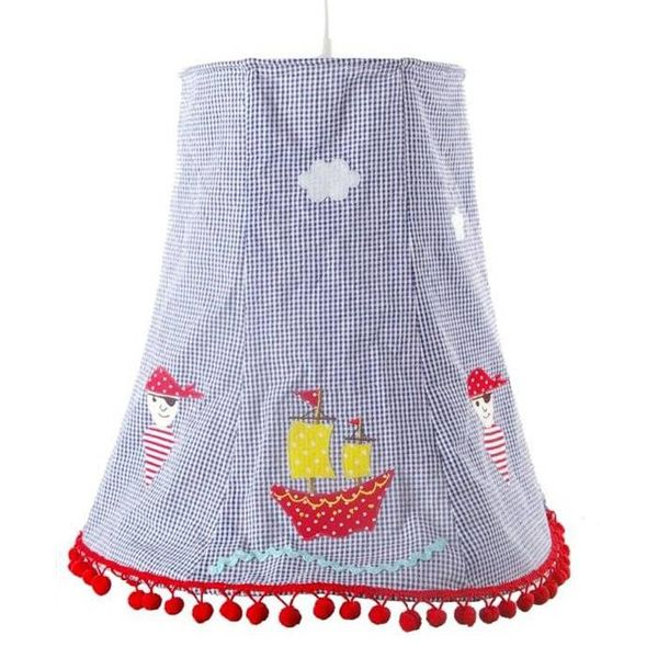 Imbarro Lifestyle Imbarro Lifestyle kinderlamp piraat