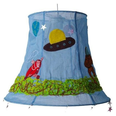 Imbarro kinderlamp moon walk