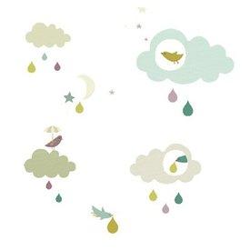Nouvelles Images Nouvelles Images muursticker wolken