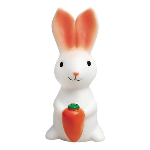 LED nachtlampje konijn met wortel