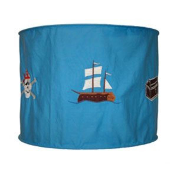 Taftan Taftan kinderlamp piraat