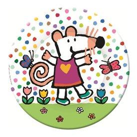 Petit Jour Paris Petit Jour kinderbordje muis en vlinder confetti