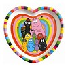 Petit Jour Barbapapa kinderservies hartje