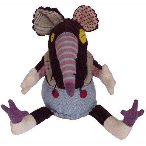 Deglingos knuffel Ratos de rat