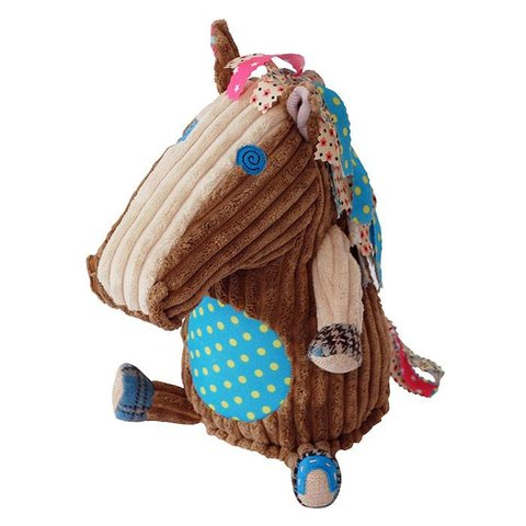 Deglingos knuffel Ogalos het paard