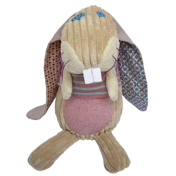 Les Déglingos Deglingos knuffel Lapinos het konijn