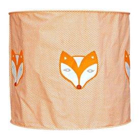 Taftan Taftan hanglamp vos oranje