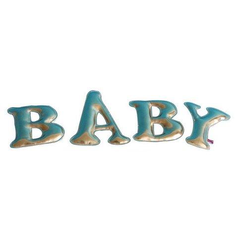 Pakhuis Oost skai letters baby