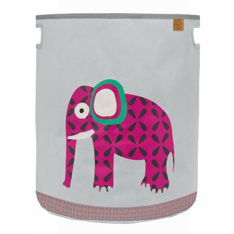 Lässig speelgoedmand olifant