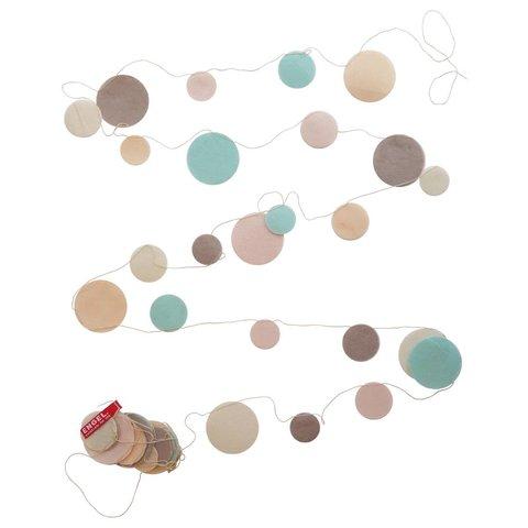 Engelpunt feestslinger confetti pastel