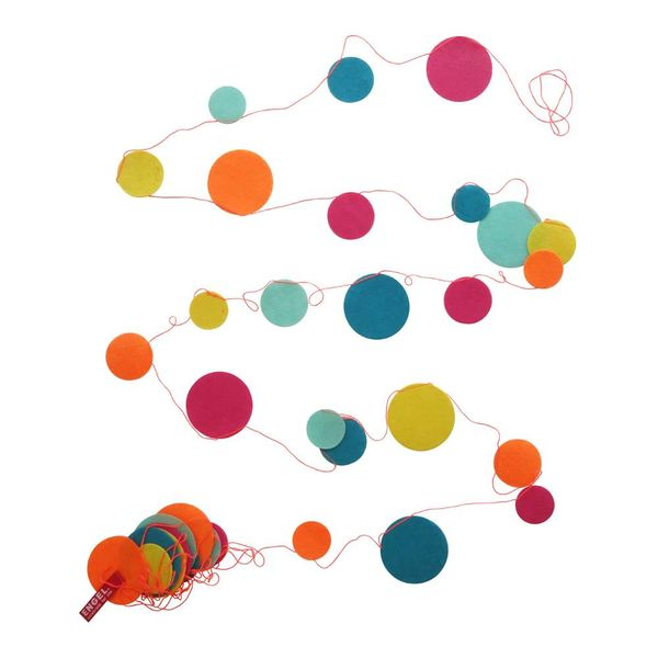 Engelpunt Engelpunt feestslinger confetti kleur