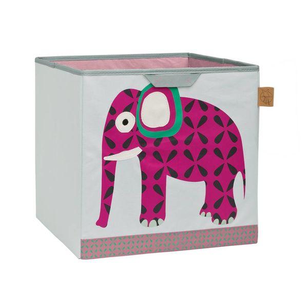 Lässig Lässig opbergmand kinderkamer olifant