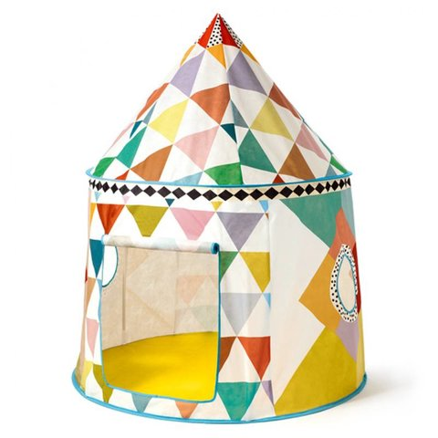 Djeco speeltent multicolore