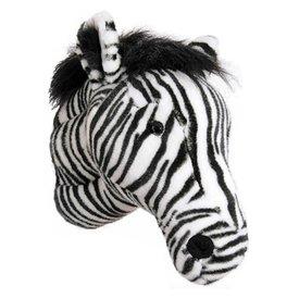 Wild & Soft Wild & Soft beestenkop zebra