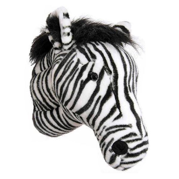 BiBiB BiBiB beestenkop zebra