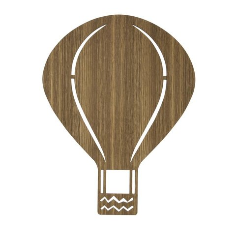 Ferm Living Kids wandlamp ballon