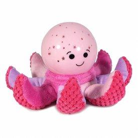 cloud b Cloud b nachtlampje octopus Softeez roze
