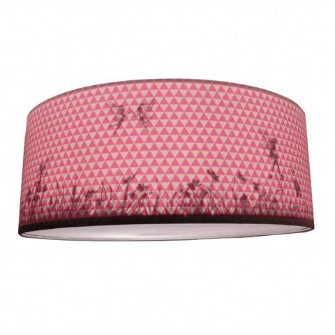 Juul Design plafonniere elfjes roze