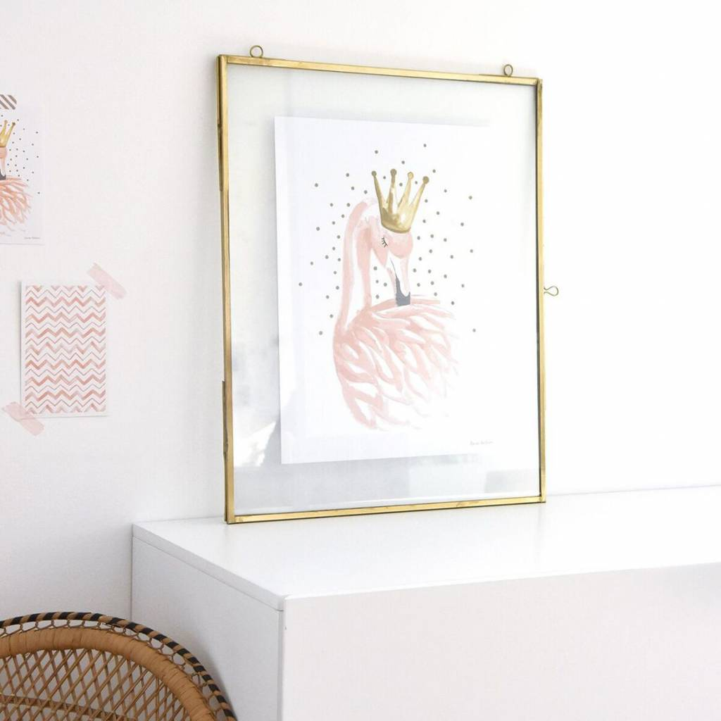 Lilipinso poster kinderkamer flamingo kidzsupplies - Meisje kamer sfeer ...