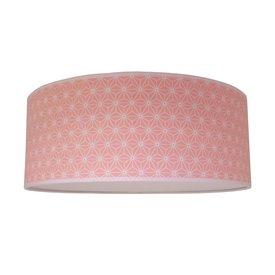 Juul Design Juul Design plafonniere geometric roze