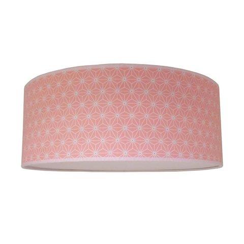 Juul Design plafonniere geometric roze