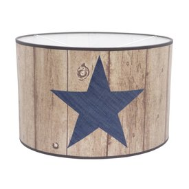 Juul Design Juul Design kinderlamp ster woodstock