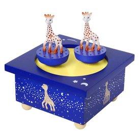 Trousselier Trousselier muziekdoos Sophie de giraffe Milky Way