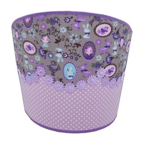 Juul Design wandlamp sweet purple