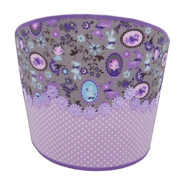 Juul Design Juul Design wandlamp kinderkamer sweet purple
