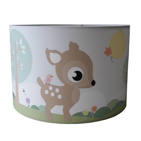 Designed4Kids kinderlamp hertje