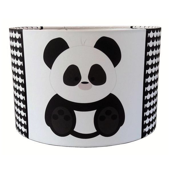 Designed4Kids Designed4Kids kinderlamp panda beer