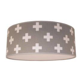 Juul Design Juul Design plafonnière White Crosses