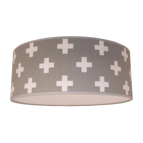Juul Design plafonnière White Crosses