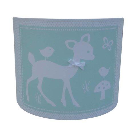 Juul Design wandlamp hertje Forest Friends zeeblauw