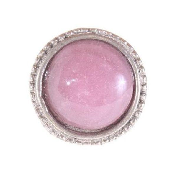 La Finesse La Finesse kastknop kinderkamer roze met metalen frame