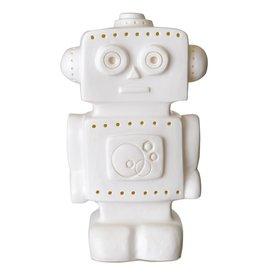 Heico figuurlampen Heico lamp robot wit