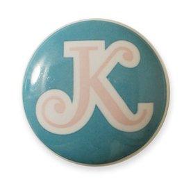 Aspegren Denmark Aspegren deurknopje kinderkamer letter K