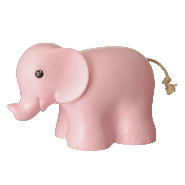 Heico figuurlampen Heico lamp olifant roze