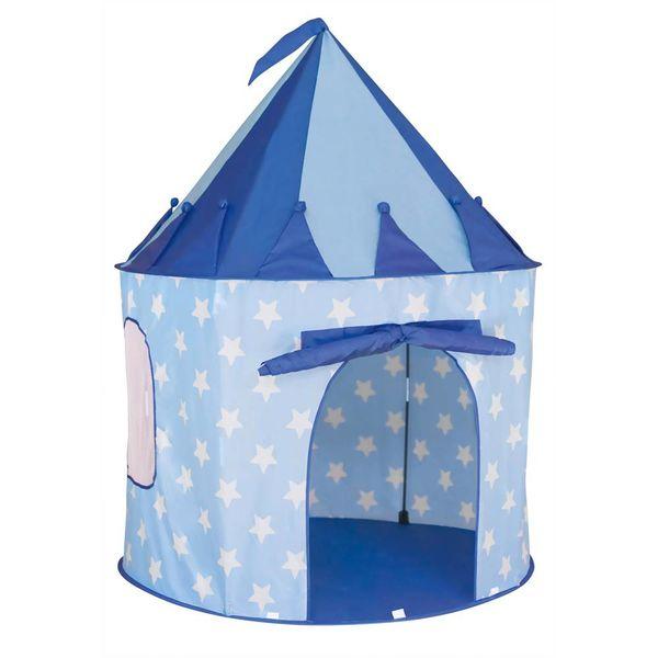 Kidsconcept Kidsconcept speeltent sterren blauw