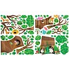 Decowall muursticker  kinderkamer boom Giant Tree