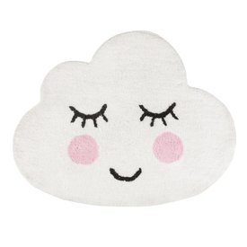 Sass & Belle Kindervloerkleed wolk Smiling Cloud mini