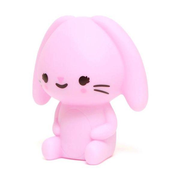 Petit Monkey Petit Monkey lampje konijn baby bunny lichtpaars Lilac