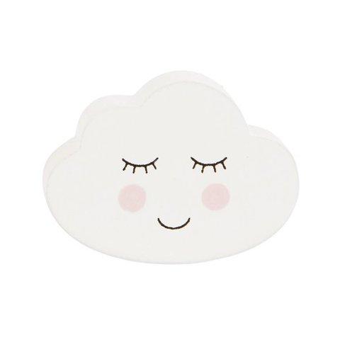 Sass & Belle deurknopje wolk Smiling Cloud