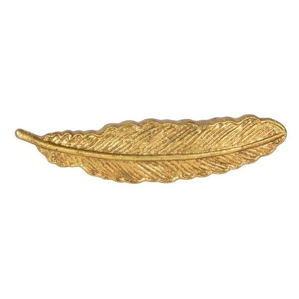 Sass & Belle Sass & Belle deurknopje veer goud