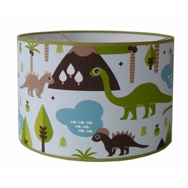 Designed4Kids Designed4Kids kinderlamp dino's