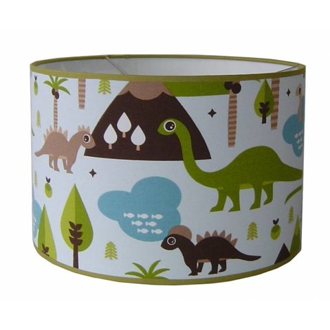 Designed4Kids kinderlamp dino's