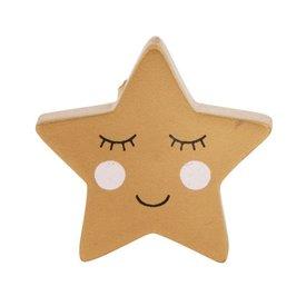 Sass & Belle Sass & Belle deurknopje ster goud