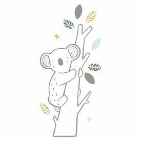 Lilipinso Lilipinso muursticker koala beer