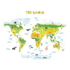 Producten getagd met world map